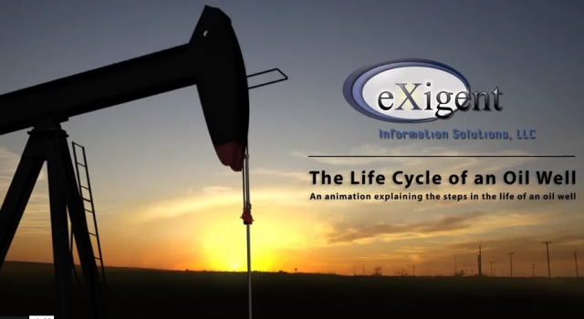 The Life Cycle of an Oil Well