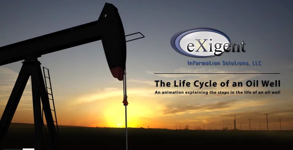 Life Cycle of an Oil Well