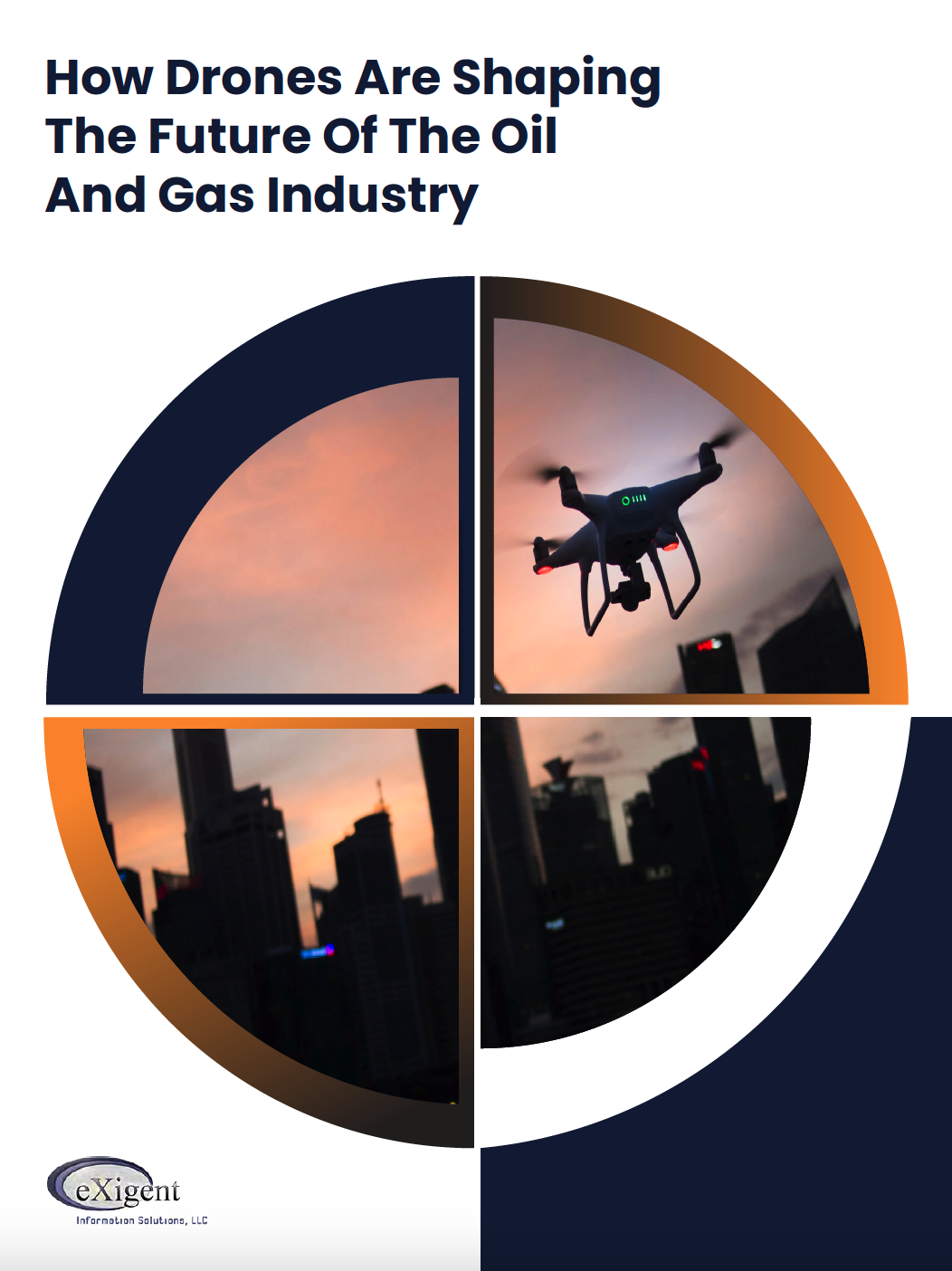 How Drones are shaping the future of the oil and gas industrry